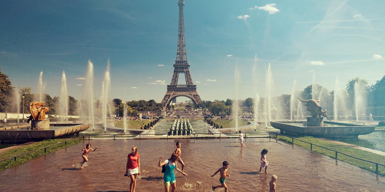 Paris Jardim de Tuileries