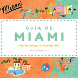 Miami com crianças