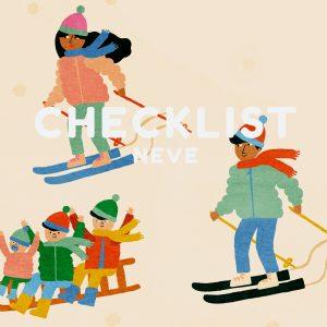 viagem de neve