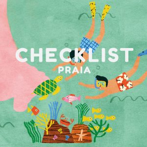 Checklist viagem praia