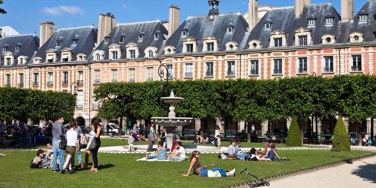 Paris Parc de la Villete