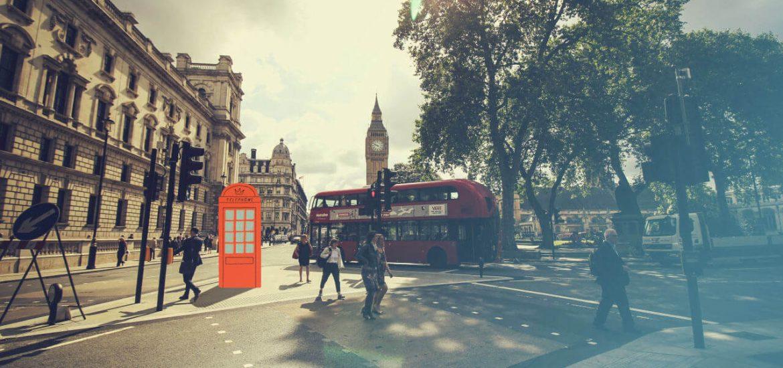 Hospedagem em Londres