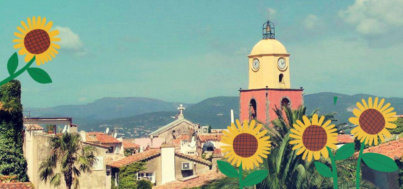 Saint Tropez com crianças
