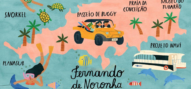 Fernando de Noronha: como chegar