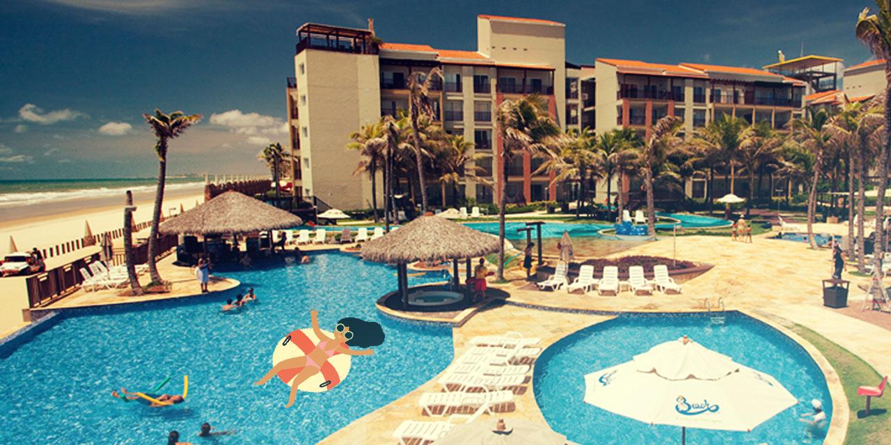 8 resorts de praia para curtir o feriad o em fam lia kids2gether - Agora piscina latina ...
