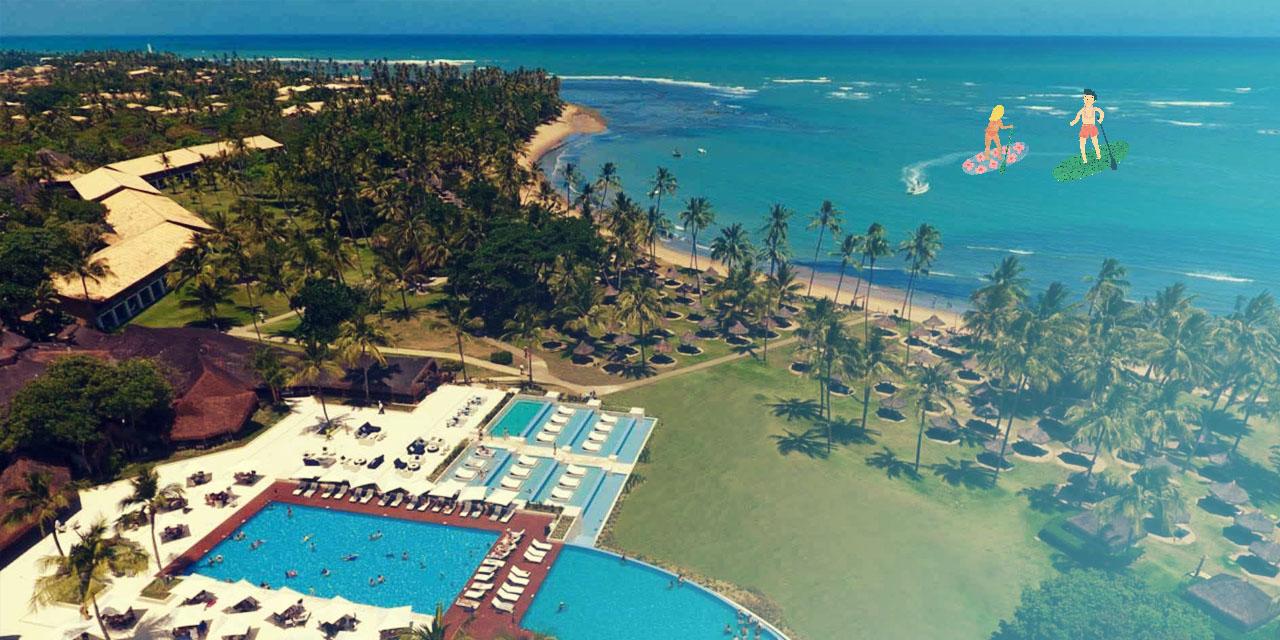 Resorts de praia