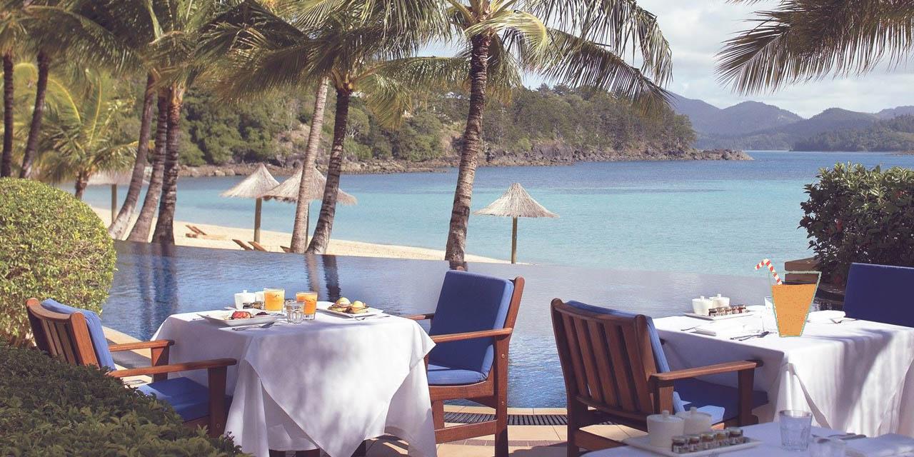 Onde comer em Hamilton Island